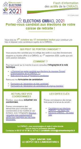 Calendrier Cnracl 2021 Elections CNRACL 2021 – Centre de Gestion des Alpes de Haute Pro